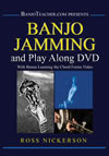 instructional banjo dvd